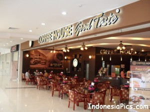 Coffee Outlet In Indonesia