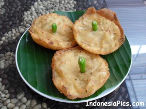 Traditional Indonesian Pastry