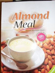 Pure Almond Powder