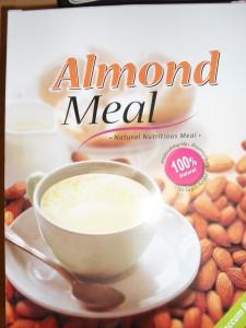 Pure Almond Powder