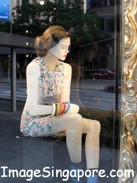 Beautiful Mannequin