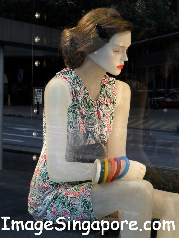 Beautiful Mannequin